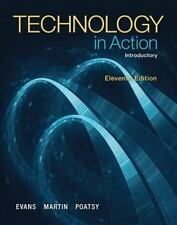 Technology in Action, Introductory 11th Ed w/ Access Code, Ships Anywhere Today!