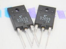 2SD2499 / D2499 / TRANSISTOR / 2 PIECES (qzty)