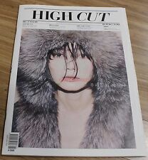 HIGH CUT VOL.187 ASTRO BAE DOONA Jeon Somi KOREA MAGAZINE TABLOID NEW