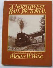 HO BRASS - NORTHWEST RAIL PICTORIAL  I / 1988 - HARD COVERED - WARREN WING