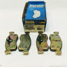 Bendix MKD220 Semi Metallic Brake Pads Fits 1983-1987 Chrysler Dodge Plymouth