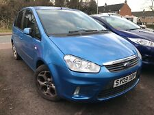 FORD FOCUS C-MAX 1.6 ZETEC SALVAGE/DAMAGED/REPAIRABLE /NON RUNNER