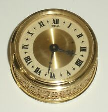 Vintage Swiss Made Art Deco jaeger  Memovox 8 day Alarm Clock reveil pendulette