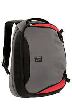 NEW Crumpler Dry Red No 5 Laptop Backpack: 20 litre: Slate Grey: 1.3kg