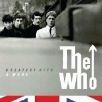 "THE WHO ""GREATEST HITS & MORE"" 2 CD 35 TRACKS NEU"