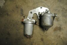 PRIMARY AND SECONDARY FUEL FILTERS - MASSEY FERGUSON 88 TRACTOR