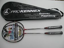 Twin Pack Special Offer... Pro Kennex Destiny 787 Badminton Rackets