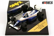 WILLIAMS RENAULT FW 15 C Damon Hill Test 1994 Onyx 188 1/43 Formula 1 Nuovo New