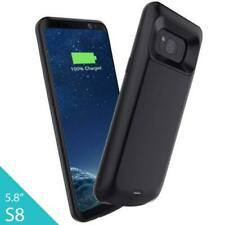For Galaxy S8 Battery Case 5000 mAh Charger Extended Backup Rechargeable Bank