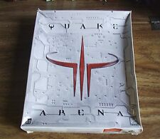 Quake III: Arena  (PC, 1999) CD-ROM for Windows 95/98/NT