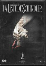2 DVD ZONE 2 COLLECTOR--LA LISTE DE SCHINDLER--SPIELBERG/NEESON/KINGSLEY