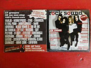 2 CD Rock sound