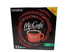McCafe Decaf Premium K Cup Coffee Pods (32 Count Box)