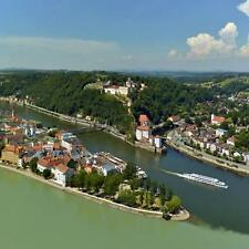 Wochenende Bayern Passau Romantik für 2 Gutschein 4 Tage Kurzreisen 2 Personen