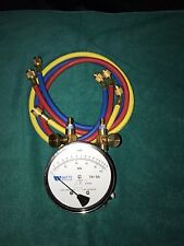New WATTS Backflow Test Kit Gauge Watts TK-9A