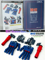 New in box DNA DK-02 upgrade Kit for Transformers Titan-class Fortress Maximus