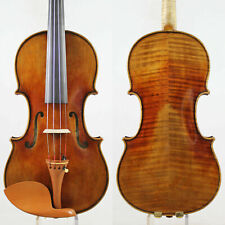 Geige Violine 4/4 NEU AMATI + Koffer + Dominant Saiten + Versand + Feinstimmer