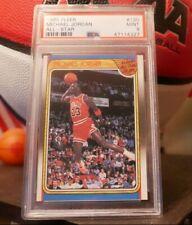 1988 Fleer #120 MICHAEL JORDAN All-Star Mint PSA 9 Chicago Bulls