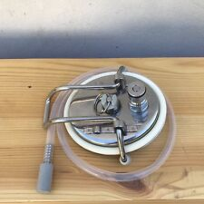 Corny Cornelius AEB beer keg lid carbonation stone 2 micron pressure relief