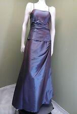 Bill Levkoff Women's Purple Metallic Dresses~ Size 8