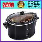 10 Quart Large Slow Cooker Crock Pot Stoneware Kitchen Appliance photo