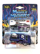 Maisto 1970 PLYMOUTH HEMI CUDA The Original Muscle Machines 1:64 Scale Brand New