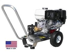 Pressure Washer Portable Cold Water 3 Gpm 3200 Psi 85 Hp Honda Eng Cat