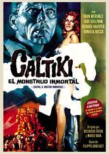 CALTIKI, EL MONSTRUO INMORTAL (CALTIKI, IL MOSTRO IMMORTALE)