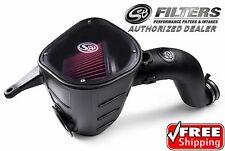 S&B Filter Cold Air Intake 13-18 Dodge Ram 2500 3500 6.7L  Diesel 75-5068