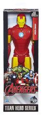Iron Man Plastic TV, Movie & Video Game Action Figures