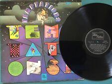 TEMPTATIONS - GREATEST HITS II - TAMLA MOTOWN A1/B1  ORIGINAL Vinyl record