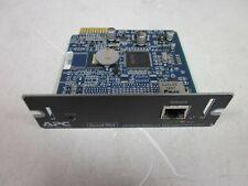 APC AP9630 640-1110B-Z Smart Slot Network Management Card 2