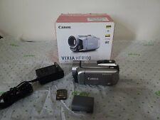 Canon VIXIA HF R100 High Definition Camcorder