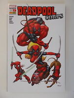 Deadpool Sonderband 2 - Deadpool Corps - Marvel, Panini Comics / Z. 1-