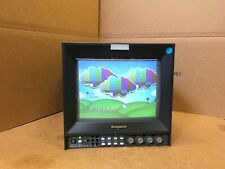 Ikegami TM10-17RA 10 inch Broadcast Color CTR Monitor for gaming