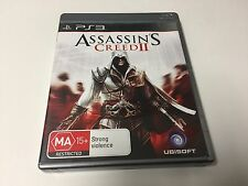 PS3 GAME ASSASSINS CREED 2