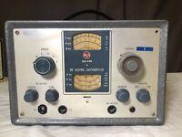RCA WR-49B RF Signal Generator