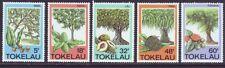 Tokelau 1985 SC 114-119 MNH Set Plant