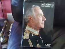 Mountbatten Hero of Our Time-Richard Hough Hardback English BCA 1980