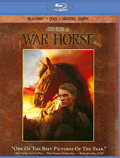 War Horse (Blu-ray/DVD, 2012, 4-Disc Set, Includes Digital Copy)