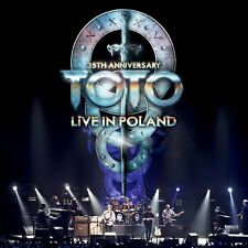 TOTO - 35th Anniversary Tour-Live in Poland 2 CD NUOVO