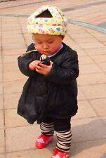Kids Toddler Baby Infant Safety Hat Helmet Headguard Adjustable Walk Cap