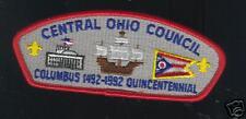 MINT CSP Central Ohio Council S-13d