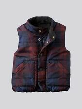 NEW GAP QUILTED VEST JACKET SIZE 18-24M