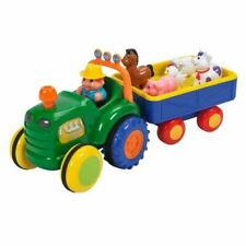 Big Steps Play Old MacDonald Tractor & Trailer