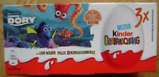 ORIGINAL PACKED BOX 3 KINDER SURPRISE EGGS FINDING DORY AUSTRIA VERSION