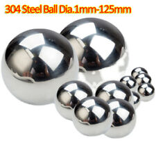 New Listing304 Stainless Steel Ball Dia 1mm 125mm High Precision Bearing Balls Smooth Ball