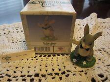 "Charming Tails ""The Best Bunny"" Nib #82/103 Wedding Series Neat Fitz & Floyd"