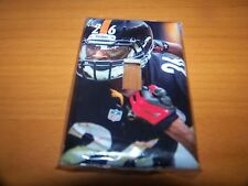 PITTSBURGH STEELERS LE'VEON BELL LIGHT SWITCH PLATE #2