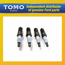 Genuine New Ford Focus ST170 1998-2005 SET OF 4 Spark Plugs 5086351